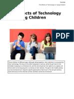 theeffectsoftechnologyonyoungchildren  2