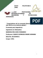 Protocolo economia