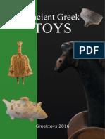 Ancient Greek Toys eBook