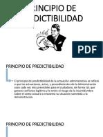 predictibilidad diapos