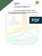 Plan anual de trabajo 2015.doc