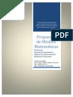 Compilado Bibliografico de Matematica
