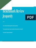 benchmark review jeopardy-3 4