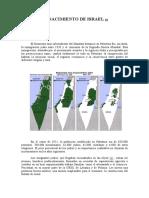 Nacimiento de Israel, surgimiento de un conflicto humanitario.pdf
