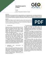 Geom on 2013 Paper 400