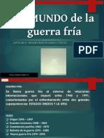 5° GUERRA FRÍA