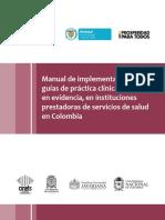 MinSalud. Manual de implementacion guías de práctica clínica.pdf
