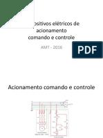 Dispositivos Elétricos de Acionamento_1 - Comando e Controle