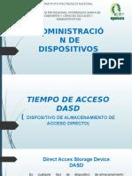 Administracion de Dispositivos