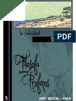 Larrauri Maite - Filosofia Para Profanos 05 - La Felicidad Segun Spinoza-(Comic).pdf