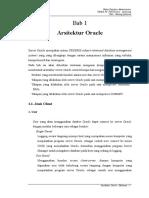 DBA01.Arsitektur Oracle