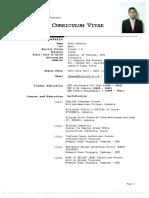 CV Dany Saputra