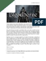 Guc3ada Completa Bloodborne