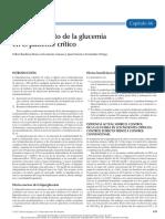 66 Control Estricto de La Glucemia en El Paciente Crítico