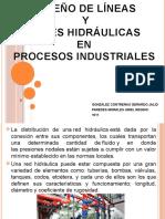 Diseño de Líneas y Redes Hidraulicas Para Procesos Industriales