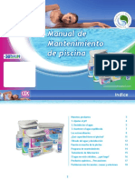 Manual de Mantenimiento CTX Professional ES