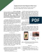 Mobile Imaging System for Skin Cancer