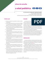 Anemia Pediatrica