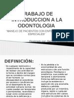 Inducción en Odontología