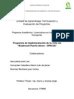 Ciclovia Ante Proyecto.doc FEPT