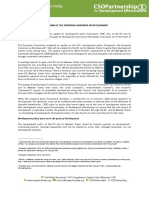 16Mar CPDE Reaction to the 2016 EUConsensus on Development