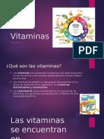 Vitaminas Equipo 6