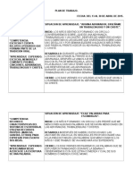 23.- Plan de Trabajo Lenguaje y Comunicacion