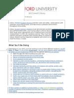 Tech Editing Final Edited Library Manual