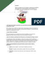 La Linguistica y Objeto de Estudio Acfsafsv