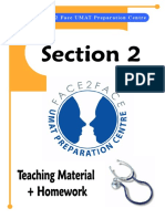 006 Face2Face UMAT Section 2 Guide With Homework