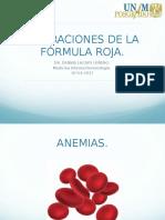 Alts formula roja