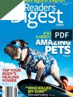 Reader's Digest - August 2010