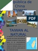 Presentacion Taiwan