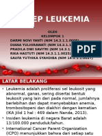 m62 Blood Cell Powerpoint 2007 Template