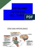 HIPOTALAMO  HIPOFISE