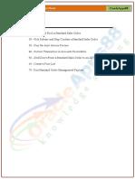 OM - Oracle Order Management Process Flows