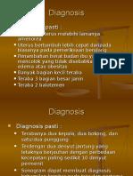 Diagnosis Gemelli Ronny
