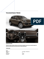 51013 2011 Cayenne s Umber