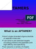APTAMERS.pptx