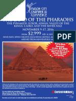 Egypt Flyer 1