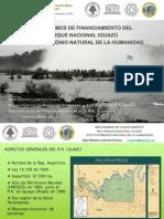 Mecanismos de financiamiento del Parque Nacional Iguazú sitios patrimonio natural de la humanidad