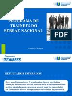 Alzira - Recepção trainee - 2010