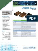 Artesyn-LPQ353C-QuadOutputPowerSupply