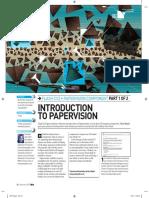 Paper Vision 1