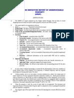 Appendix 74 - Instructions - IIRUP
