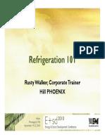Refrigeration 101