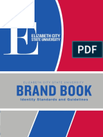 Elizabeth City State University - Brand Book