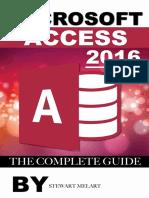 Microsoft Access 2016 - Stewart Melart