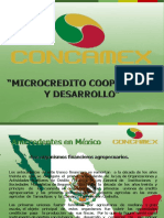 Rafael Martinez Microcreditos CONCAMEX