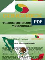 Rafael Martinez Microcreditos CONCAMEX